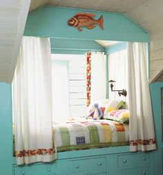 Is it bad that I want a kid's bed near a window?