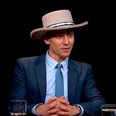 Tom Hiddleston and Marc Abraham discuss I Saw The Light on Charlie Rose Show. Video: http://www.charlierose.com/watch/60705378 Gif-set: http://maryxglz.tumblr.com/post/141956005942/x