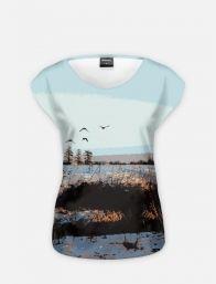 Koszulka odlatujące ptaki / Birds t-shirt
