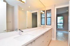 #modern double vanity