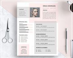 Resume Template Pink Pink CV Template Artistic Resume Template Resume Skilled Template Design Prompt Obtain CV Template Phrase Template Resume Design Template, Creative Resume Templates, Template Cv, Portfolio Design, Portfolio Web, Portfolio Layout, Fashion Portfolio, Conception Cv, Gratis Fonts