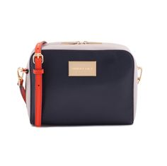 ba5441e6f9c BIMBA Y LOLA Bandolera cuadrada Michael Kors Jet Set, Leather Bags, My Bags,
