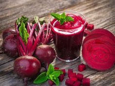 Delicious smoothie recipes at My Nutrition Advisor. Make healthy superfood smoothies recipes that target your health goals. Check out the more than 50 healthy smoothie recipes. Beetroot Juice Benefits, Juicing Benefits, Health Benefits, Exercise Benefits, Health Exercise, Red Juice Recipe, Red Beets, Cleanse Recipes, Healthy Detox