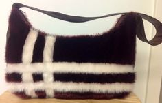 Inuit made sealskin purse by Catherine Paniloo #sealhunt #wildfood #sustainable #culture