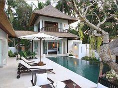 Our villa in Ubud, Bali