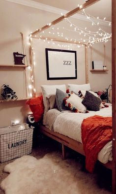 dream rooms for adults ; dream rooms for women ; dream rooms for couples ; dream rooms for adults bedrooms ; dream rooms for adults small spaces Room Design, Bedroom Makeover, Awesome Bedrooms, Bedroom Interior, Room Inspiration, Apartment Decor, Small Bedroom, Interior Design Bedroom, Dream Rooms