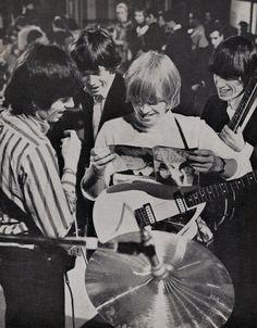 Stones, 1965.