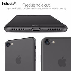 I-sheeta For iphone 7 case Luxury Shockproof Matte Transparent UltraThin For iphone 6 6s Plus Case For iPhone 7 Plus Phone Cases