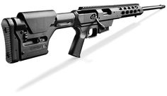 Remington 700 Tactical in 308, 300 win mag, and 338 Lapua. This looks like it…