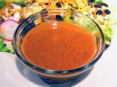 Top Secret Recipes | Chipotle Mexican Grill Chipotle-Honey Vinaigrette Copycat Recipe