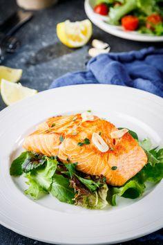 Karfreitag kommt Fisch auf den Teller