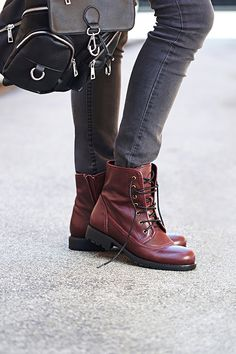 Converge Combat Boot by #ShoeCult by #NastyGal
