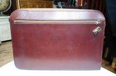 Men's Original Vintage Leather Case/Bag