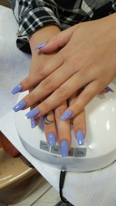 Coffin shape acrylic nail for spring! Coffin shape acrylic nail for spring! Shape for Acrylic Nails Coffin shape acrylic nail for spring! Acrylic Nails Coffin Short, Blue Acrylic Nails, Summer Acrylic Nails, Acrylic Nail Designs, Coffin Nails, Summer Nails, Stiletto Nails, Painted Acrylic Nails, Faux Ongles Gel