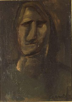 Constant Permeke (Belgian, 1886-1952) was a Belgian painter and sculptor who is considered the leading figure of Flemish expressionism.