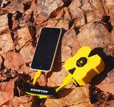 At first glance, this handy tool by Brunton resembles a knife, but it has connectors instead of a blade. Your micro USB, Lightning, and USB inputs Survival Essentials, Survival Prepping, Survival Gear, Edc Tools, Cool Tools, Charger, Usb, Driveways, Cool Gadgets