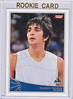 For Sale - RICKY RUBIO Topps RC SPAIN Basketball MINNESOTA TIMBERWOLVES Mint ROOKIE CARD