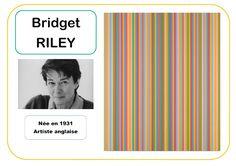 Bridget Riley - Portrait d'artiste