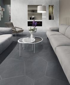 11 Tile Floor Modern Design Tile Floor Modern Design - 18 Beautiful Examples of Kitchen Floor Tile Hessian Grigio Porcelain in 2020 Tile The Modern Flooring Option Modern eclecti. Modern Floor Tiles, Modern Flooring, Tile Flooring, Herringbone Tile Floors, Living Room Modern, Modern Wall, Modern Contemporary, Modern Design, Small Living