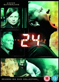 24 SEASON 6 POSTER - See best of PHOTOS of the 24 TV show