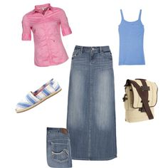 """Out and about"" by auntrea-burchett on Polyvore"