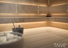 Saunan lauteet – TAIVE saunalauteet Cariitilta - Tervetuloa! Wall Mounted Handrail, Sauna Design, Saunas, Woodworking Skills, Dressing Room, Finland, Showroom, Door Handles, Interior Decorating