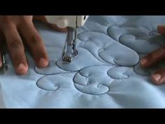 quilting - YouTube