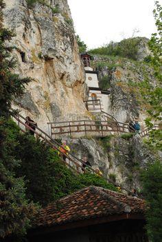 Basarbovo Orthodox Rock Monastery