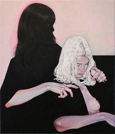 Dear darkness, Martine Johanna