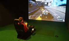 HD Racing Simulator