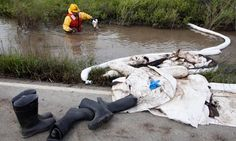 ExxonMobil clean-up