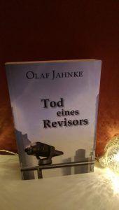 Olaf Jahnke - Tod eines Revisors