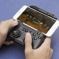 Prefer a Gamepad to play on your smartphone? #Satechi Wireless Game Pad  via @Canoe_Tech