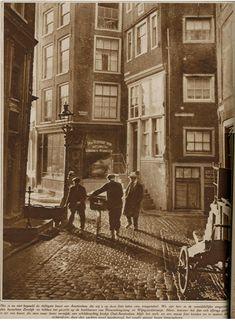 Amsterdam bij Zeedijk 1927 | Flickr - Photo Sharing!