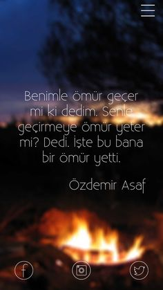 #Özdemir #Asaf Poem Quotes, Best Quotes, Life Quotes, Milan Kundera, Before I Sleep, Weird Dreams, English Quotes, Meaningful Words, Carpe Diem