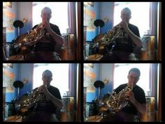 Tribute to John Williams for 12 French horns. This is the most awesome french horn video!!!!