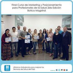 """""""Final Curso Marketing y Posicionamiento para Profesionales de la Salud 2da Edición"""""""