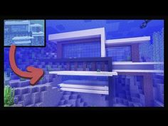 minecraft top 5 tips and tricks in creative modern house building. Examples and clear explanation of the differences in modern house styles, how to build the...