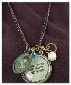 """I love you to the moon and back""...gets me every time! Get yours at www.initialoutfitters.net/ashleythames"