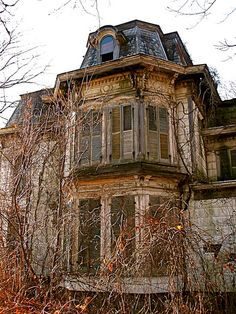 Halloween in Ohio by Equinox27, via Flickr