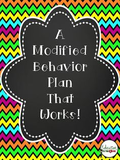Education to the Core: A Behavior Plan That Works! {behavior tips and tricks} Classroom Behavior, School Classroom, Classroom Decor, Student Behavior, Future Classroom, Classroom Organization, Behavior Interventions, Behaviour Chart, Behaviour Management