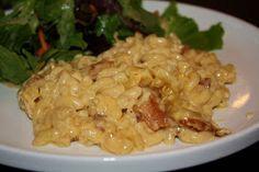 Food-3 cheese macaroni