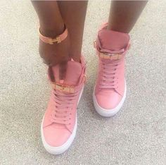 Buscemi's Not Guiseppe Zanotti sneakers. Still Cute!