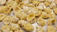Once you start making your own pasta, nothing else can compare. We like this orrechiette as a beginner recipe.