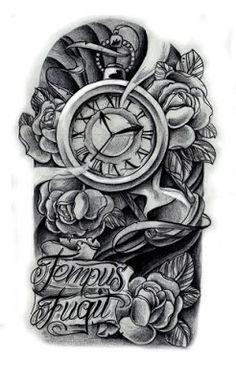 modèles -SD- montres tatouage-designs-de-