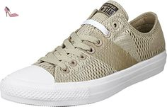 Converse All Star II Ox chaussures khaki/white - Chaussures converse (*Partner-Link)
