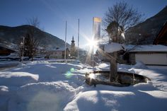 #Winter #Traumwetter #tiroleroberland