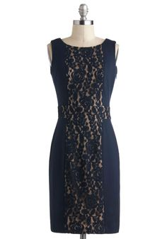 Lace 'Em Uptown Dress | Mod Retro Vintage Dresses | ModCloth.com