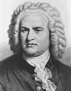 Johann Sebastian Bach | Composer, organist, harpsichordist, violist, and violinist of the Baroque Period. He enriched many established German styles through his skill in counterpoint, harmonic and motivic organisation, and the adaptation of rhythms, forms, and textures from abroad, particularly from Italy and France | Germany | 1685 - 1750. V
