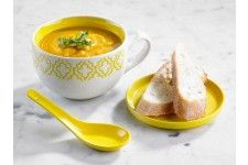 Davis & Waddell Marrakesh Soup Mug Set Yellow